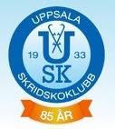 Uppsala Skridskoklubb - logo för 85-årsjubileet