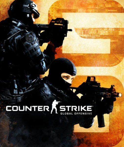 Counter Strike - Global Offensive (dekorativ bild)