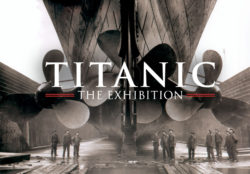 Titanic the exhibition (dekorativ bild)