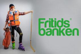 Fritidsbanken -Låna sport och idrottsutrustning gratis i upp till 14 dagar