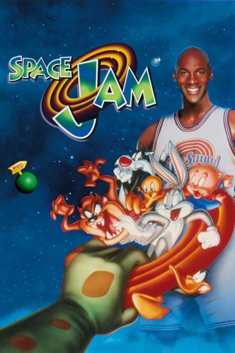 Space Jam (dekorativ bild)