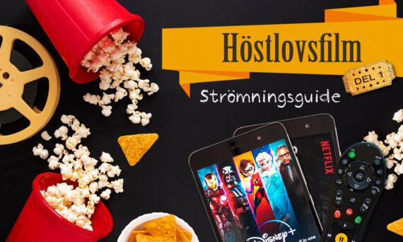 Höstlovsfilm (dekorativ bild)