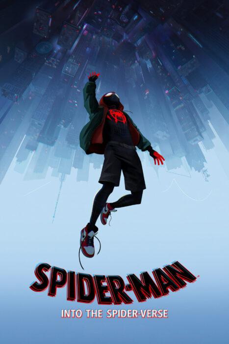 Spider-Man: Into the Spider-verse (dekorativ bild)